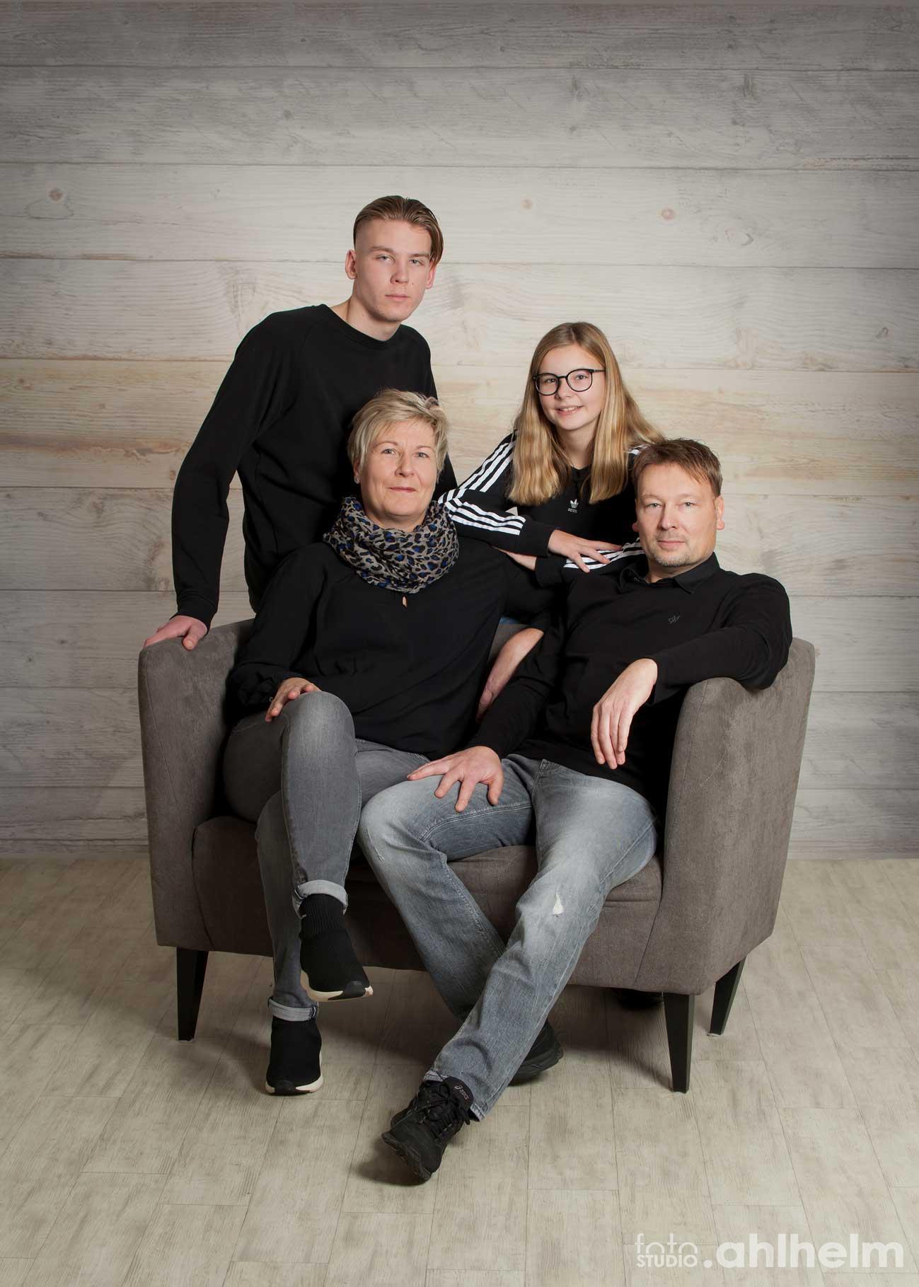 Fotostudio Ahlhelm Familie Bild