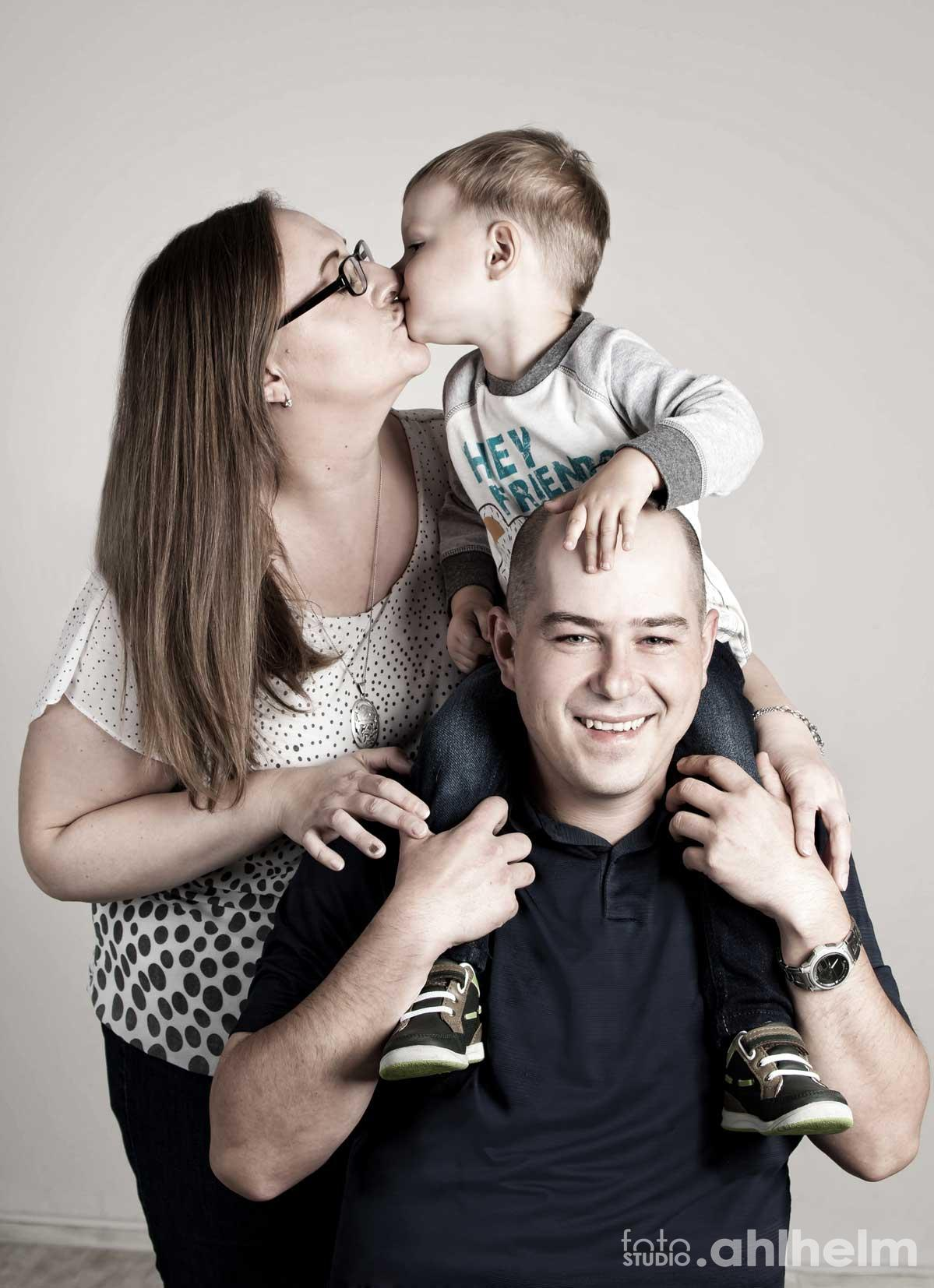 Fotostudio Ahlhelm Familie Küsschen