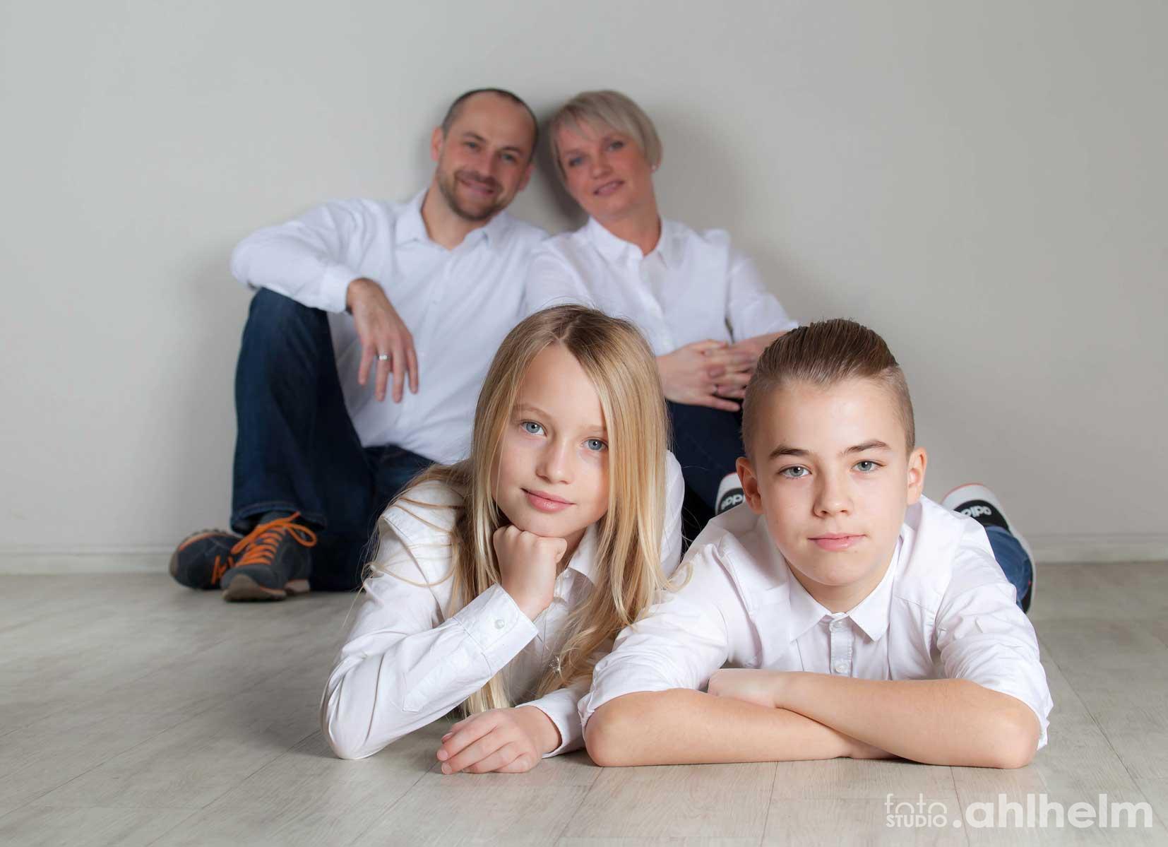 Fotostudio Ahlhelm Familie Studio