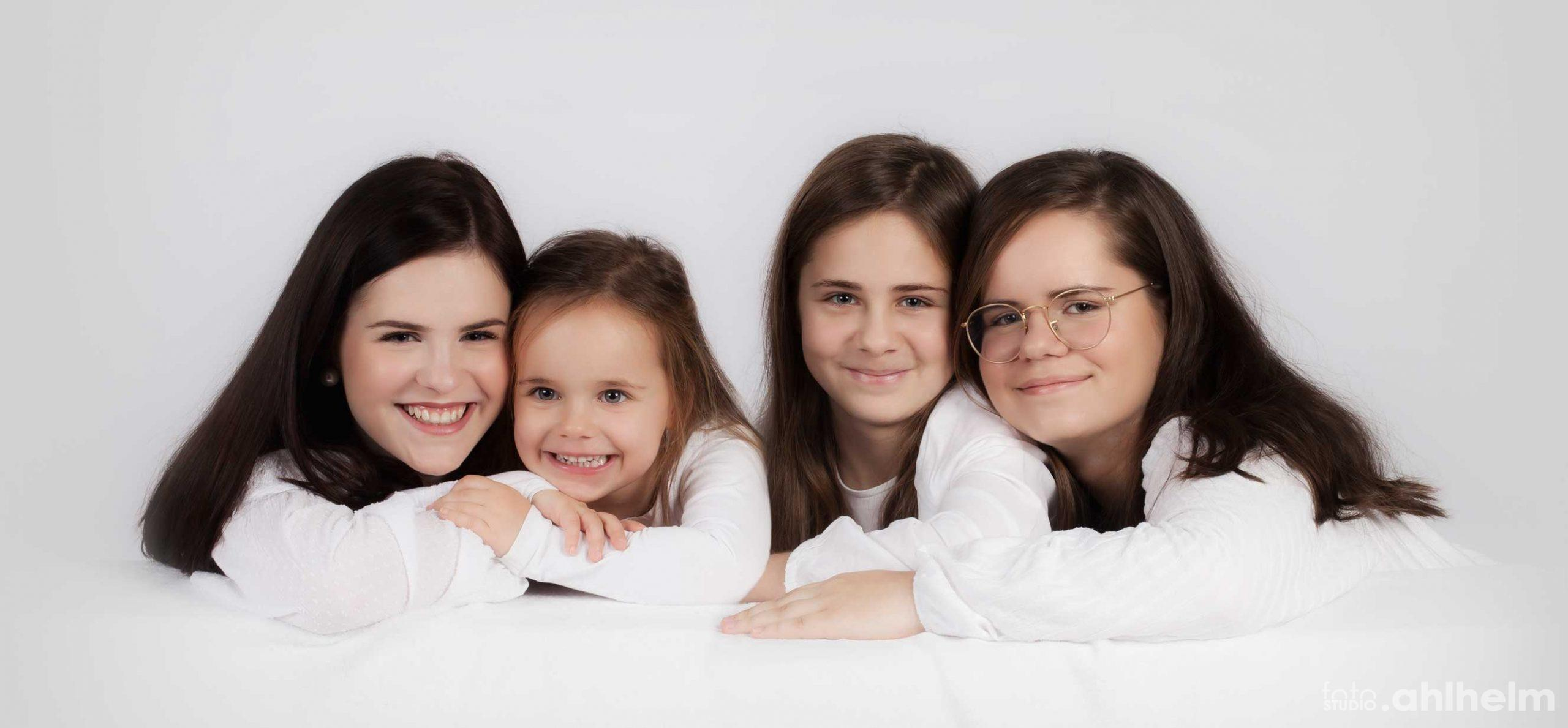 Fotostudio Ahlhelm Familie Geschwister