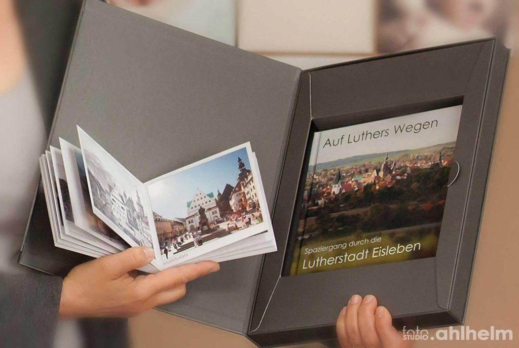 Fotostudio Ahlhelm Geschenkideen Eisleben Fotobuch