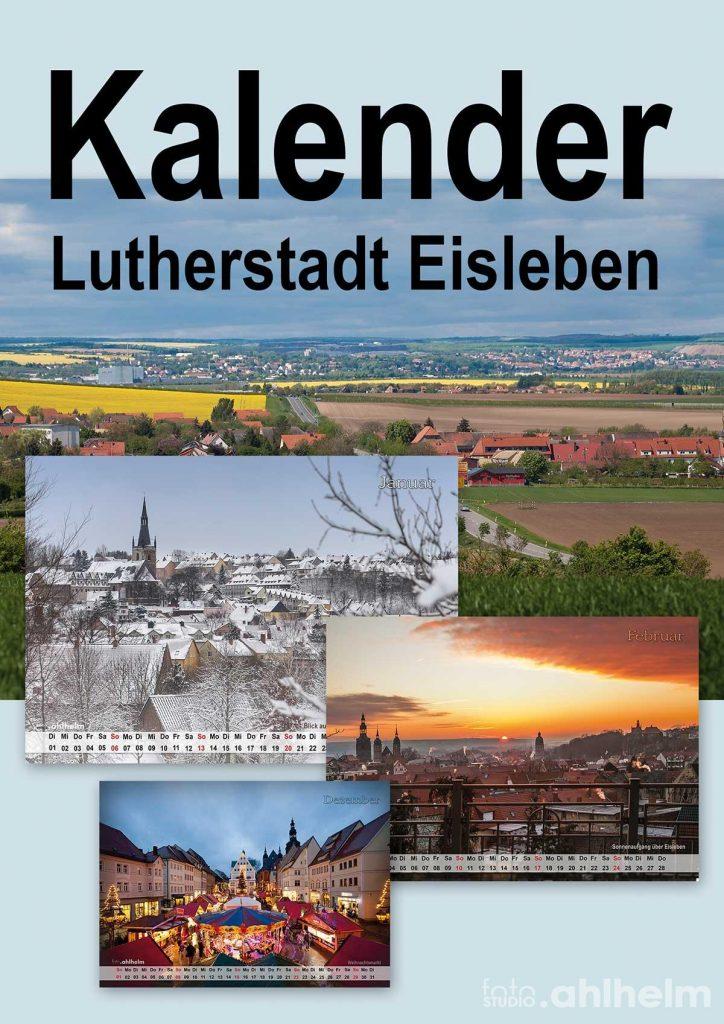 Fotostudio Ahlhelm Geschenkideen Eisleben Kalender