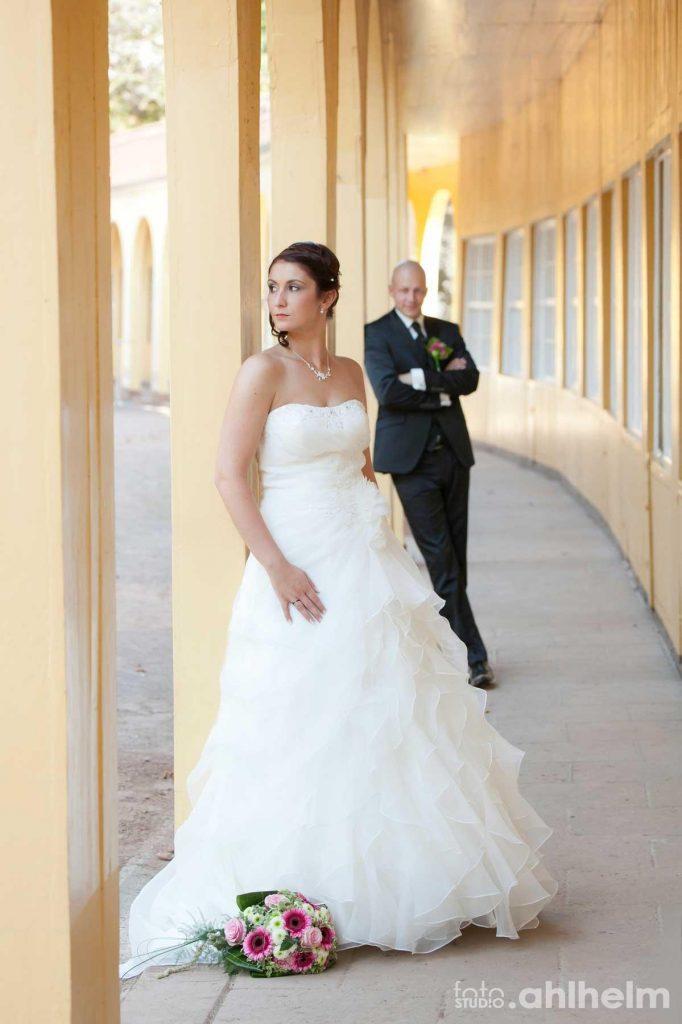 Fotostudio Ahlhelm Hochzeit Bad Lauchstädt