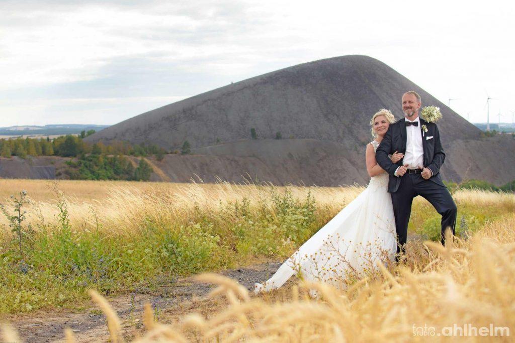 Fotostudio Ahlhelm Hochzeit Halde