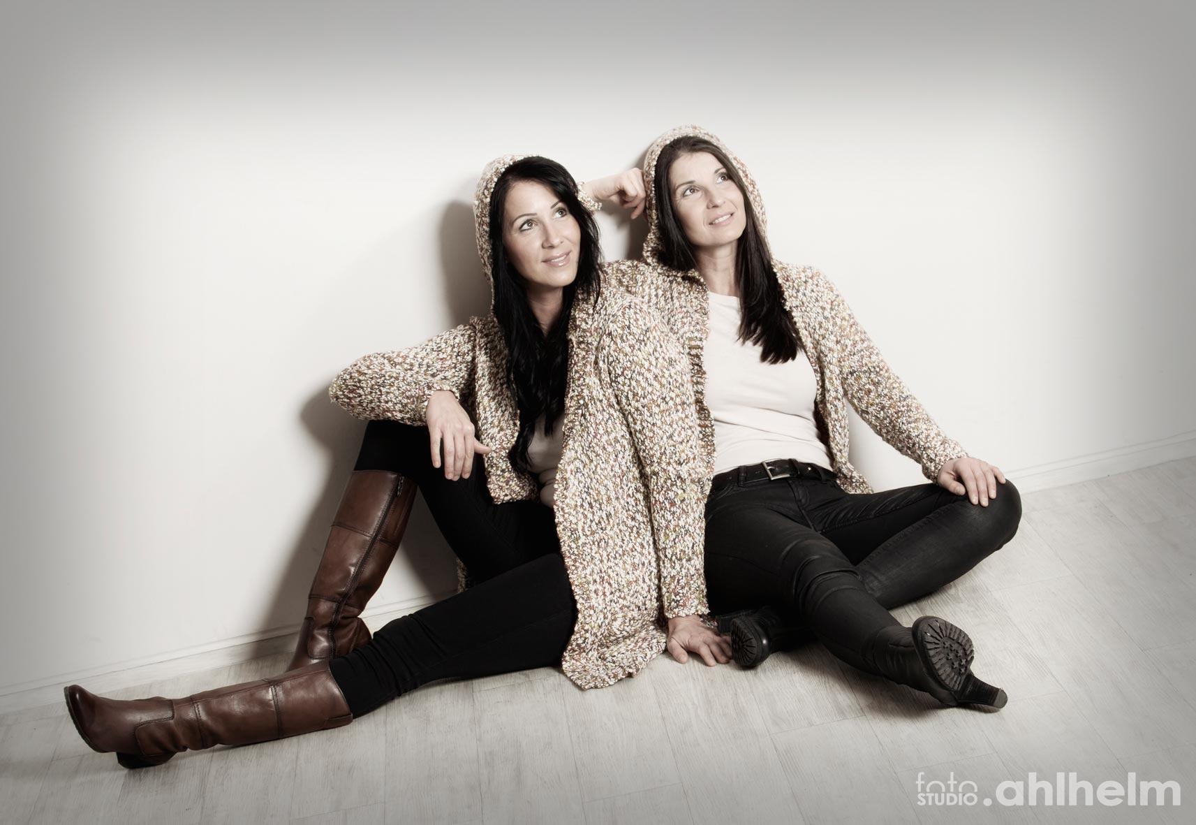 Fotostudio Ahlhelm Portrait Geschwister