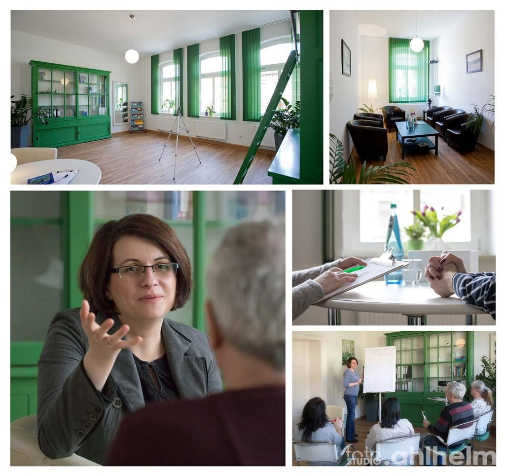 Fotostudio Ahlhelm Psychotherapiepraxis