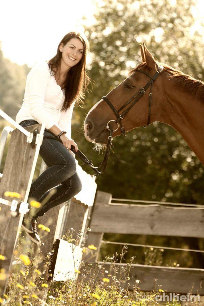 Fotostudio Ahlhelm Tiere Outdoor Pferdefreund